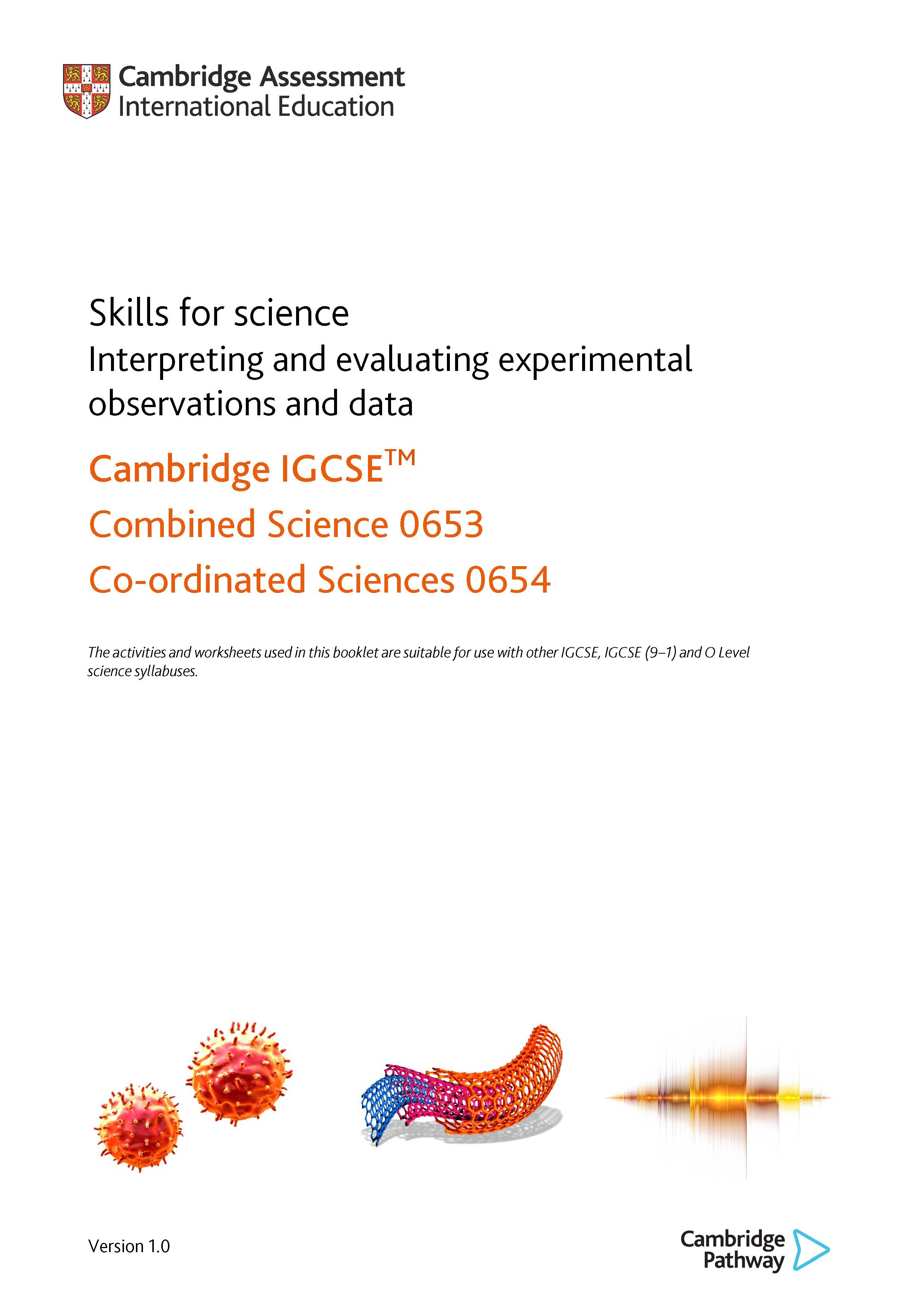 Skills for science - Interpreting