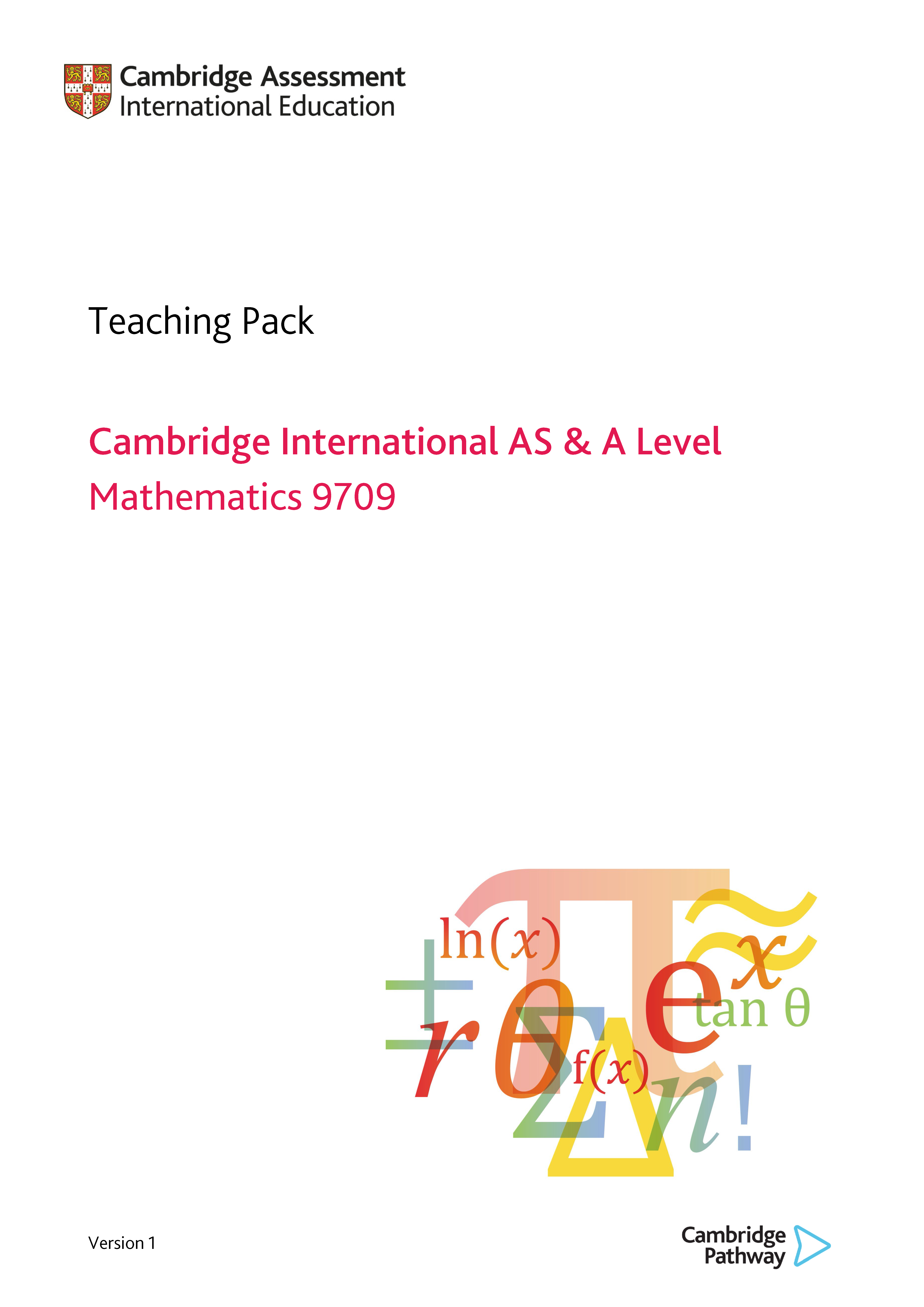 9709/9231 Parallel teaching/Routes to co-teaching