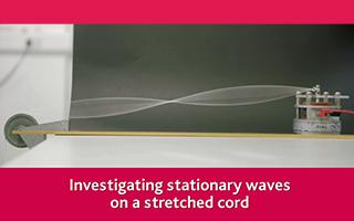 Investigating stationary waves